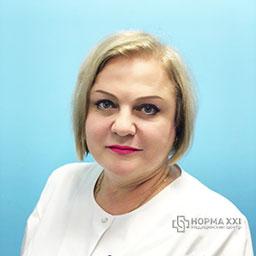 Бужинская Валентина Владимировна врач Гастроэнтеролог Медицинский центр НОРМА XXI