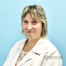 Врач по лечебной физкультуре и спортивной медицине Быханова Екатерина Васильевна Медицинский центр НОРМА XXI