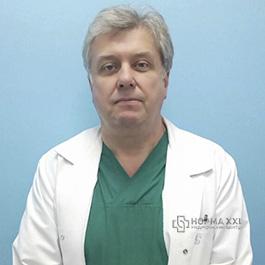 Каунов Олег Викторович, врач онколог, маммолог, хирург. Медицинский центр НОРМА-XXI.