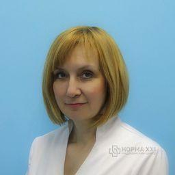 Полякова Жанна Андреевна, врач стоматолог, медцентр Норма-XXI