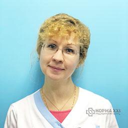 Усольцева Наталья Ивановна медицинский центр НОРМА XXI