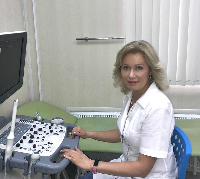 Набатова Наталия Ивановна — врач акушер-гинеколог, эндокринолог, УЗД