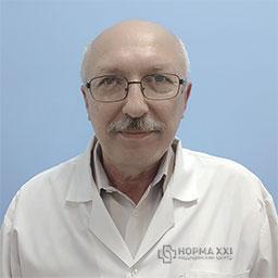 Рентгенолог Хорев Александр Николаевич. Медицинский центро НОРМА XXI