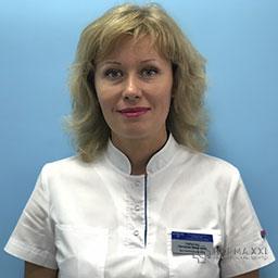 Набатова Наталья Ивановна. НОРМА-XXI. Медицинский центр.Зеленоград.
