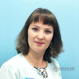 Решетова-Юлия-Павловна-врач-Оториноларинголог Медицинский центр НОРМА XXI