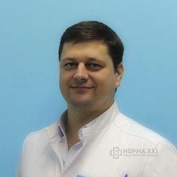 Волосков Михаил Владимирович, дерматовенеролог, уролог. Медцентр НОРМА-XXI.