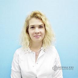 Зоренко Анастасия Юрьевна